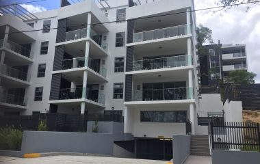 commercial cement rendering Sydney