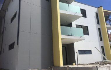 Sydney cement rendering